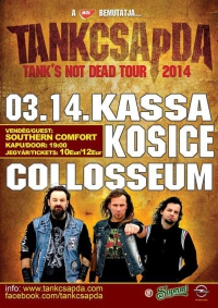 Blues n' Roll Tour 2014, Kassa, Collosseum
